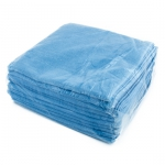 Microfiber Wipes Blue 40x40 10p