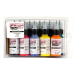 Com-Art Colours Transparent Kit E