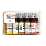 Com-Art Colours Transparent Kit F