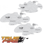 Iwata Mall True Fire Mini Series