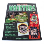 How to draw monsters Bok