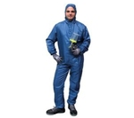 Finixa Polyester spray overall Blue