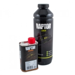 Raptor Transparent 0,95L Kit